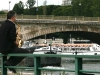 Paris, Sax Player by the Seine