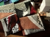 Little Bag - Quilting Exercise by Andrée Fredette