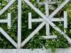 Fence Detail, Roxbury, NY