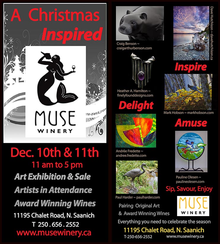 Muse Winery Christmas Show 2011