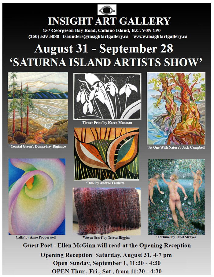 Insight Galiano Show 2013