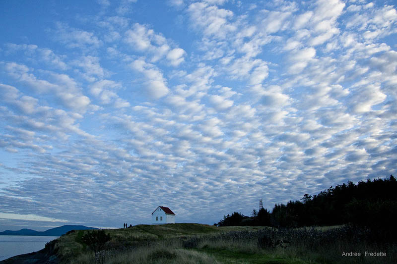 "East Point Sky, 30 x 20"" photo printed on acrylic - © Andrée Fredette"