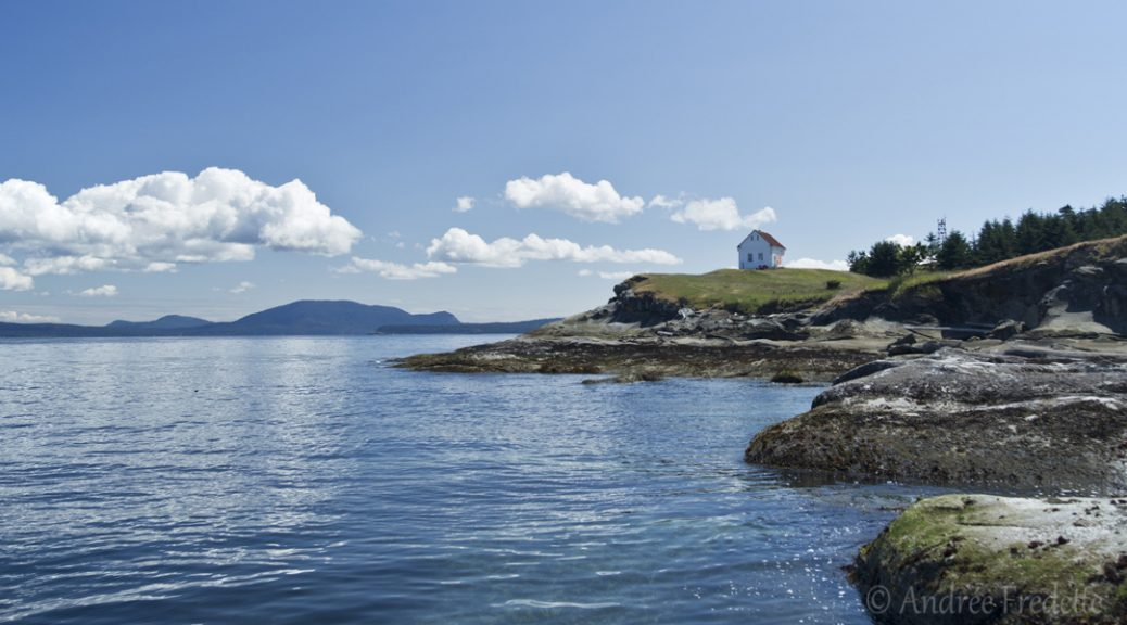 East Point, Saturna Island, BC. Photo by Andrée Fredette